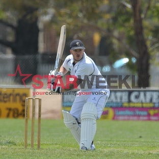 Cricket: DVCA: Epping Vs Rosanna - Pictures: Damian Visentini