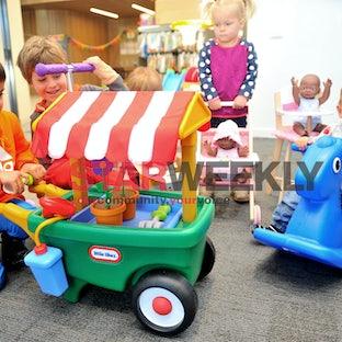 Top toy story for Maidstone - Photo by Damjan Janevski