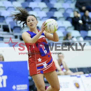 VNL Semi Final: City West Falcons v Melbourne Lightning University - Pictures by Shawn Smits