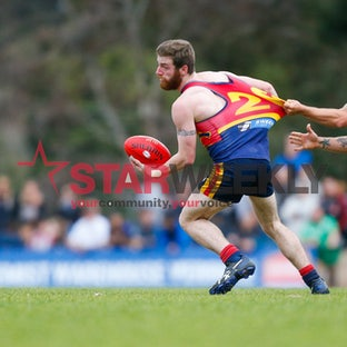WRFL: Yarraville-Seddon v Caroline Springs - Photos by Luke Hemer