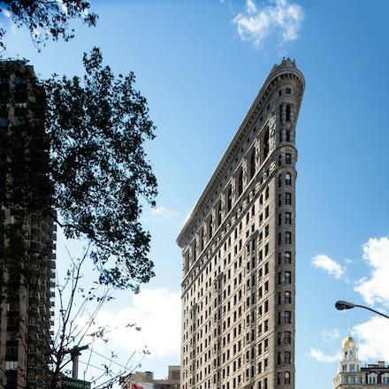 NYC - Flatiron Building - The magnificent Flatiron Building in Manhattan, NYC