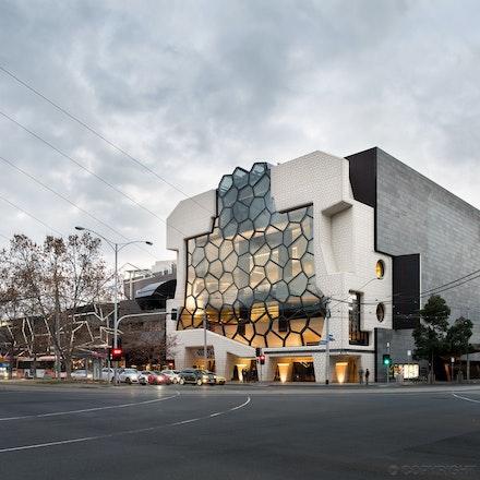 Melbourne Recital Centre - The Melbourne Recital Centre by ARM Architecture, Southbank arts precinct