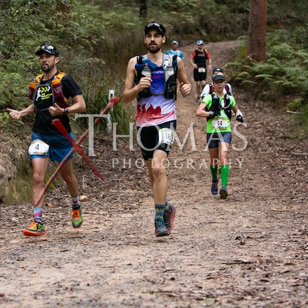 2018 Mt Solitary - 5km mark - To help you find your images easier, I am trialling a new strategy.