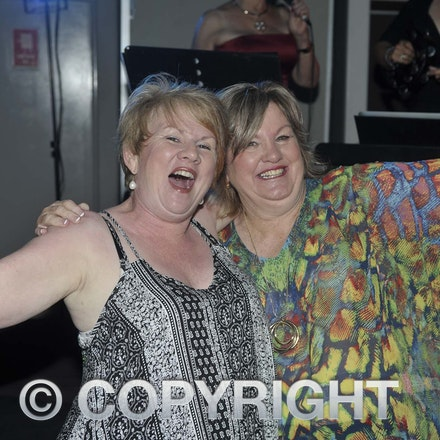 170204_SR27004 - Perrina Wilkie and Jane Dickson at the Longreach RSL Meet and Greet, Saturday February 4, 2016.   sr/Photo by Sam Rutherford