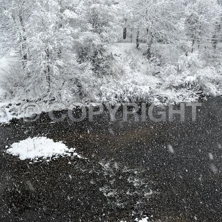 Winter At Blackwater River