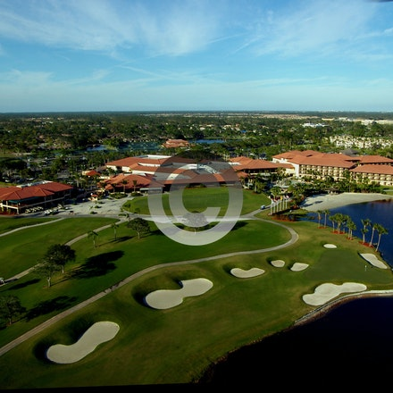 PALM BEACH GARDENS & LAKE PARK - Aerial Photos of Palm Beach Gardens, FL.