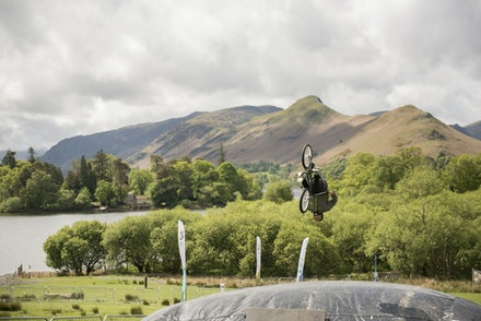 Keswick Mountain Festival - The Keswick Mountain Festival held in May 2016
